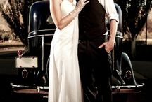 Wedding ideas - Bonnie N' Clyde