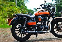 Modify bikes in India