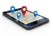 Location Based App Development / Grab best business opportunities using location based application designed by Appz Universe