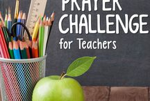 School teachers Prayers