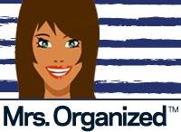 mrs. organized / by Deborah Shearer
