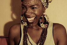 Waxed Heads / by AfrogeniK