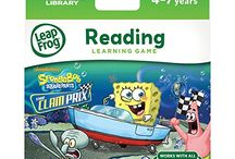 Learning Games for Grandkids
