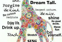 Dream, Shine, Sing