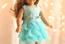 moje inspirace panenky