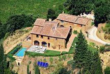 Villas in Tuscany