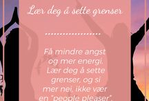 PureJoyByNina.no Blogposts (in Norwegian) / Hi lovely <3 This is a board with all blogposts from purejoybynina.no. I am sharing my story from anxiety to joy. I am living a new life without anxiety (sosial anxiety, generalized anxiety disorder, panic attaks). I am sharing my joys about: yoga, meditation, food recipies (gluten free recipies, sugar free recipies, paleo recipies, vegan recipies) self love, motivation, inspiration, self-development, wellness, nature and more. Welcome, let us have joy together ;-) Love, Nina Self help, blogg.