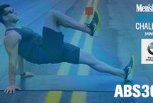 ABS core workouts