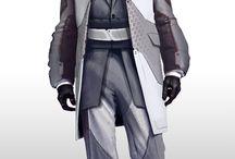 Characters / Cyberpunk