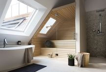 Sauna in Bathroom