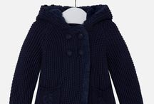 Baby Girl Fall Sweaters / A selection that ranges from lightweight sweaters to a cozy coat.