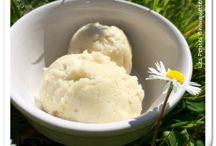 Glaces et sorbets / Photos des recettes de glaces et sorbets du blog Les Petites Chouquettes