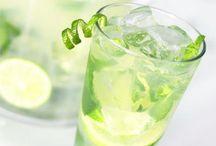 Healthier boozy cocktails