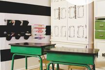 Stylish kid spaces