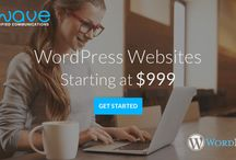WordPress Website Design / Every Reputable Business needs a Reputable Website! Professional, mobile responsive, WordPress web design starting at $999. Get Started (877) 977-7497.