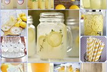 Lemon Drops and Flip Flops Party Ideas / Thanks to Becky Bright for these ideas...