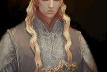 Silm / Silmarilion, LotR, Hobbit