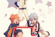 Anime CrossOver