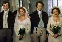 Jane Austen Movies / by Pam Leigh