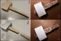 Handmade / Handmade stuff Asatru and Forn Sed related