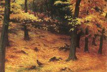 Landscape art & still life