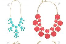 My Jewelry Ideas / by Lola Rotimi-Sosanya
