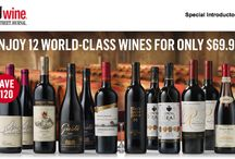 Wall Street Journal Wine Club / Documenting all the great wines I get from the WSJ Wine Club