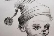"""My pencil drawing"""