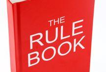 Blogging Rules