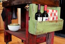 home projects .. pallets