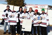 2013 St Ignace Pond Hockey / 2013 Labatt Blue UP Pond Hockey Championship