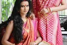 Outfits: Saree