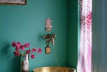Decorating colours & ideas / by Bryony Mitchell