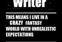 Fantasy Writer