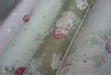 Les tissus Chérie M / Tissus, tissus japonais, sakizome