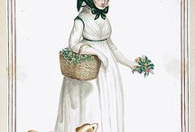 1790s Hats and Bonnets / by Aubry