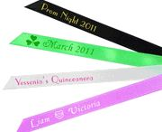 Personalized Ribbon and Custom Wedding Ribbons