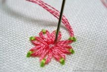 Broderii how to make it