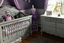 Baby Emma Rose's Aurora Princess Nursery