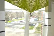 Window Treatments / by Ruth Zahler