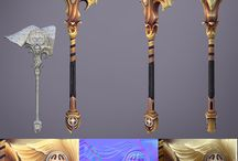 c-weapon / Medieval weapon