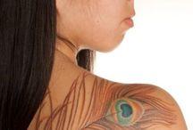 tattoos / by Helen Mazur