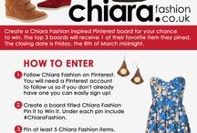 Chiara Fashion Pin It Win It