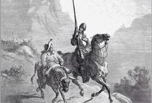 Illustrations to Don Quixote / Dw: Gustave Doré, 1863