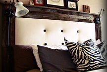 Headboards  / by Sarah Trop - FunCycled
