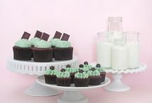 Cakes, Cupcakes, Sweets...
