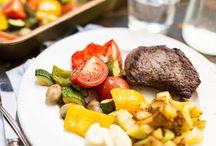 Recepten / Ook voor de heerlijkste en makkelijkste recepten kunt u bij Vomar Voordeelmarkt terecht.