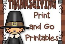 Thanksgiving Activities / Activities to do during to the week before Thanksgiving.