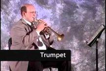 Brass instruments / by Jennifer Hardy-Wiessel
