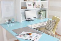 Home Office / by Karen Wilson
